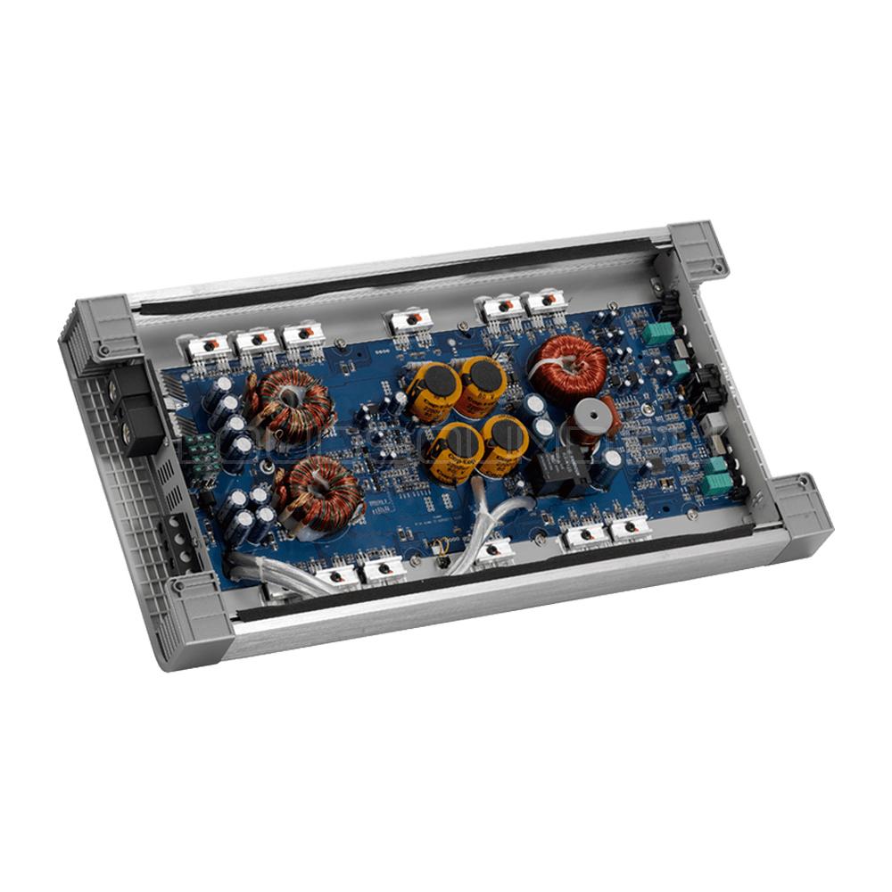 1-канальный усилитель (Моноблок) Ground Zero GZTA 1.1200DX-II- LOUD SOUND