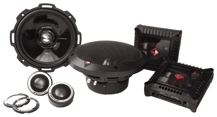 Автоакустика  Rockford Fosgate T2652-S - LoudSound